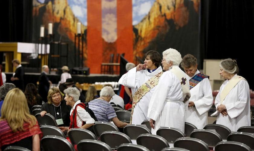 De 2013 a 2014, os membros ativos batizados em dioceses domésticas foram de 1.866.000 a 1.817.000, o que representa uma perda de cerca de 50 mil membros.