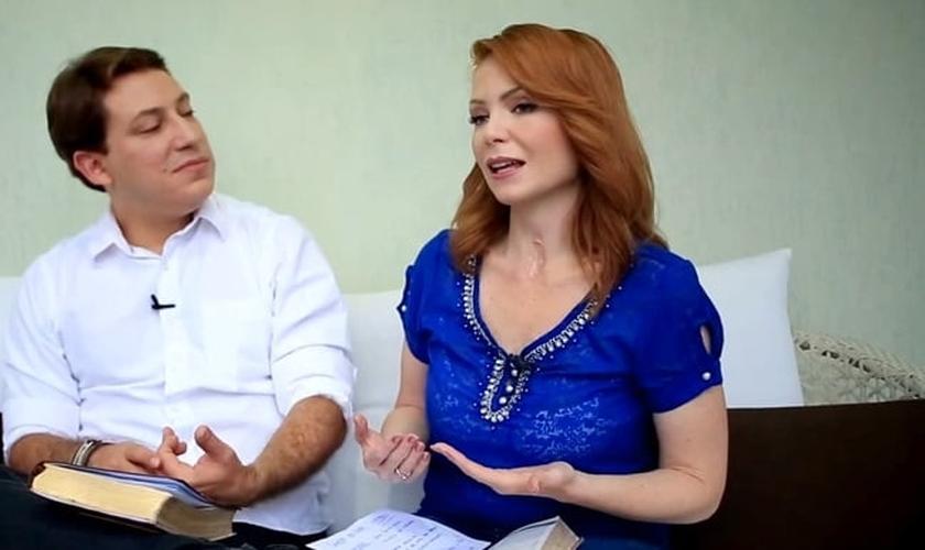 Falando de amor _ Bianca Toledo e Felipe Heiderich