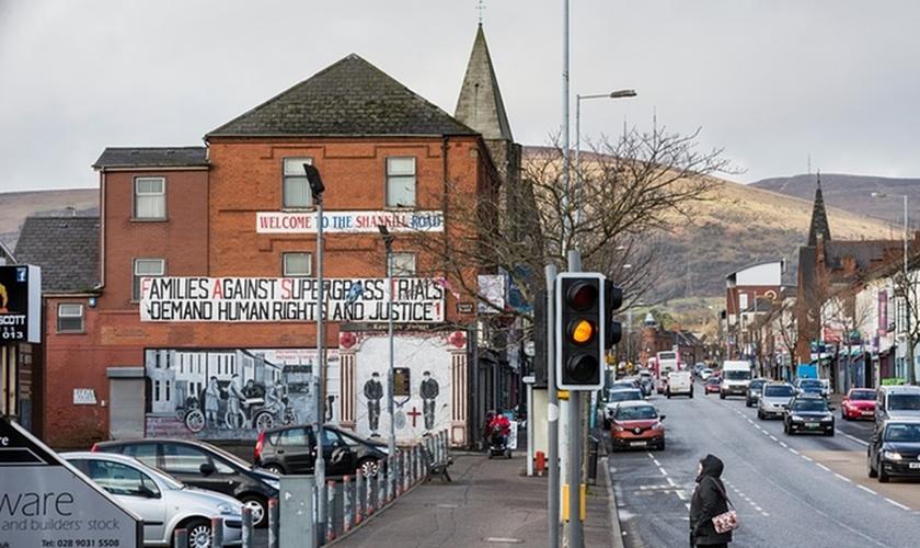 O prédio da igreja está à venda, mas representantes sindicais negaram que a St. Luke possa se tornar uma mesquita. (Foto: The Guardian/ David Levene)