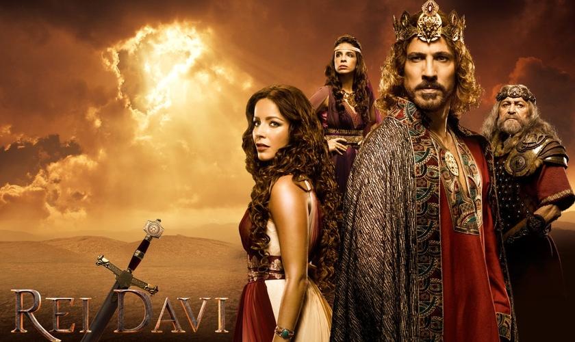 """Após """"Rei Davi"""", a Record deverá reprisar suas outras minisséries bíblicas. (Foto: Record)"""