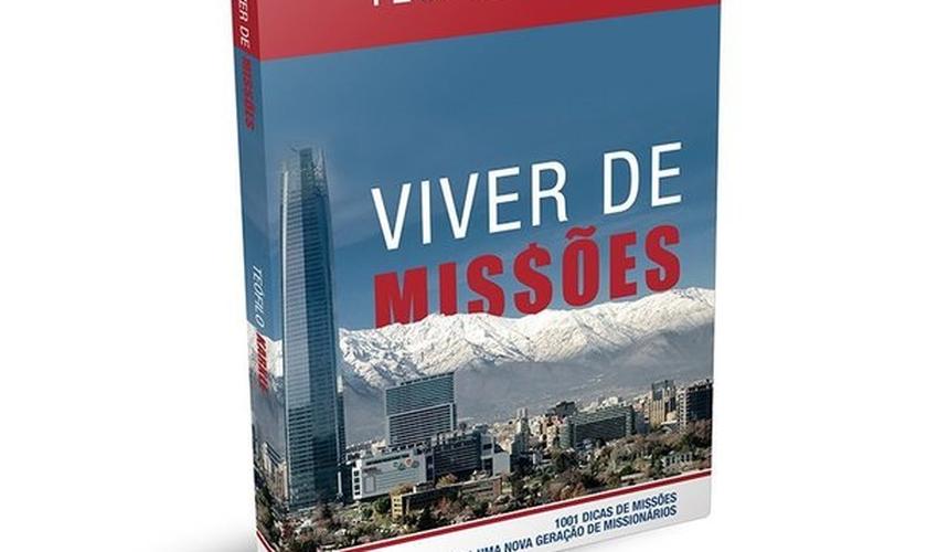 Livro aborda como é viver de missões. (Foto: Divulgação)
