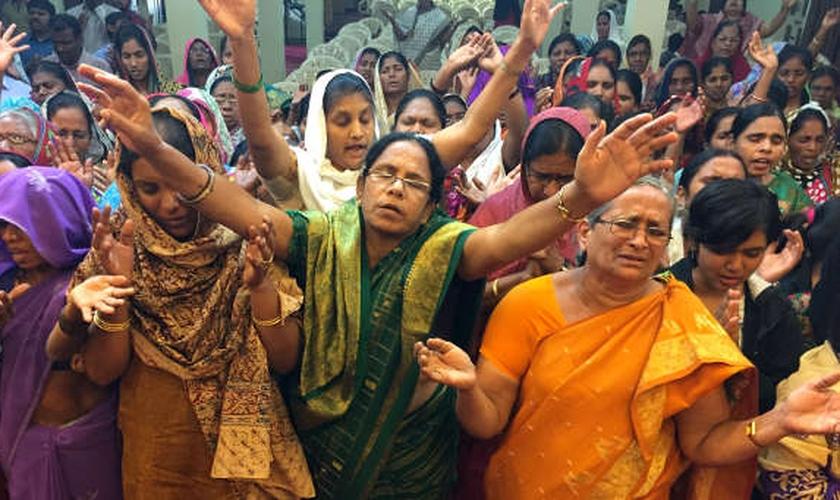 Os cristãos indianos de castas mais baixas descobriram seu verdadeiro valor depois de conhecer a Jesus. (Foto: J. Lee Gray)