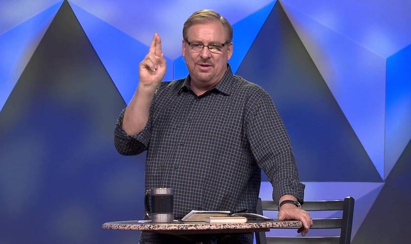 Rick Warren, pastor
