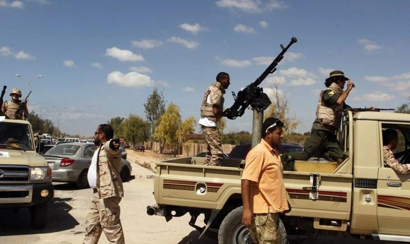 Grupo de milícia na Líbia
