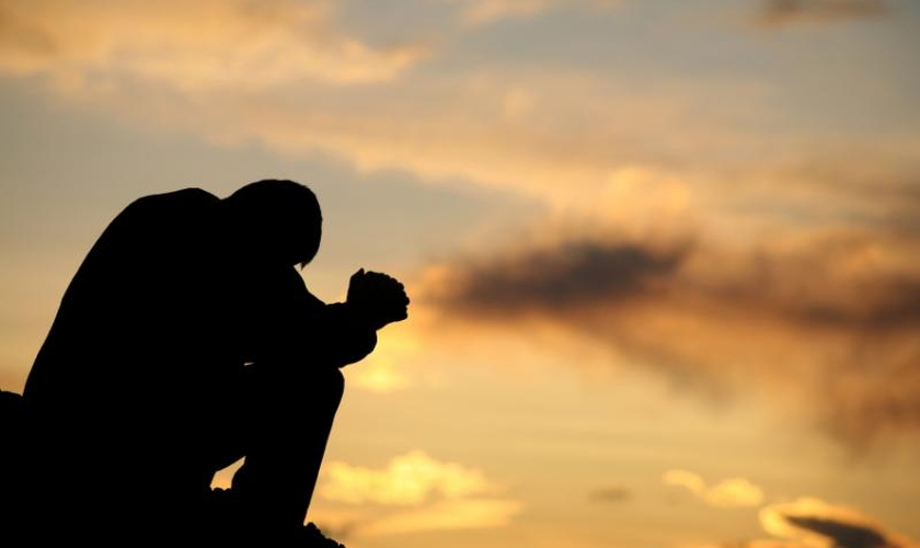 Algumas vezes parece que nossas orações não passam do teto (Foto: Reprodução)