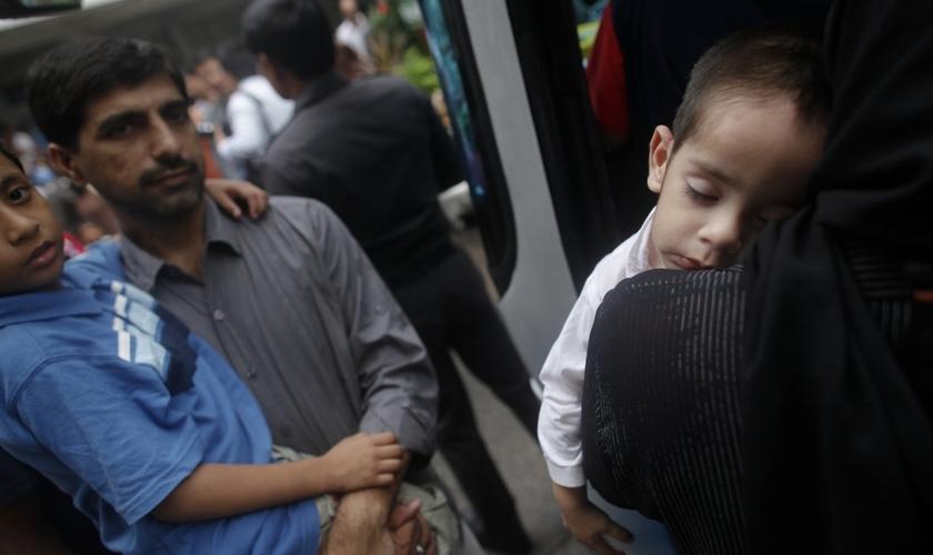 Refugiados paquistaneses na Tailândia