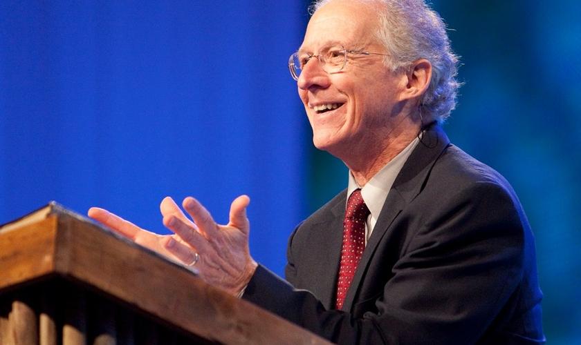 John Piper ministrando em 2010