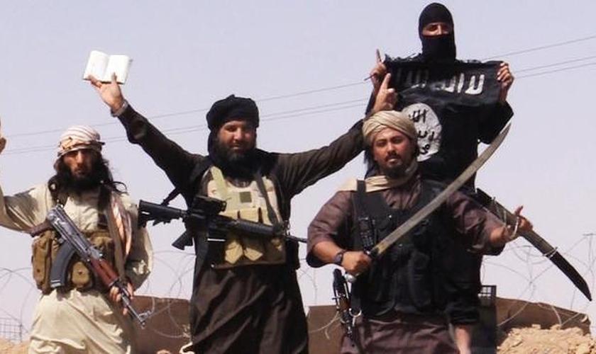 Teólogo aponta que Estado Islâmico será a causa da Terceira Guerra Mundial. (Foto: Vice)