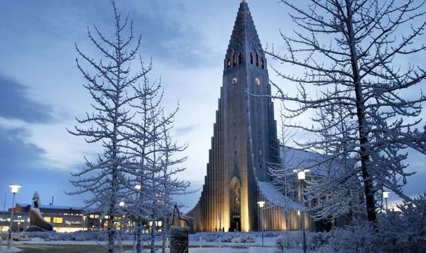 Cada vez menos pessoas se identificam como cristãos na Islândia. (Foto: GVA)