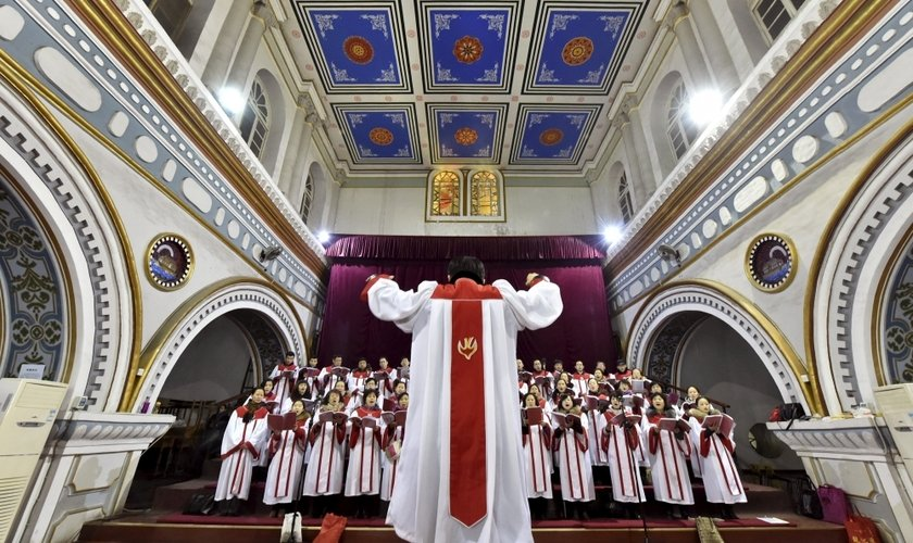 A ordenação dos bispos passa a estar sob controle do Estado. (Foto: Reuters)