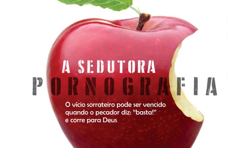 """Capa da 66ª edição da revista O Clarim, com o tema """"pornografia"""". (Foto: Reprodução/O Clarim)"""