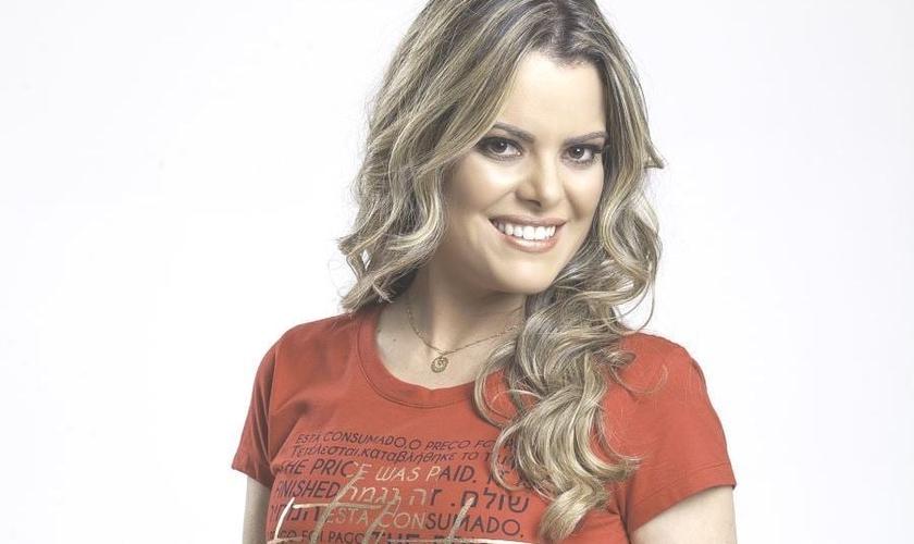 Ana Paula Valadão, cantora e pastora. Foto: Divulgação.