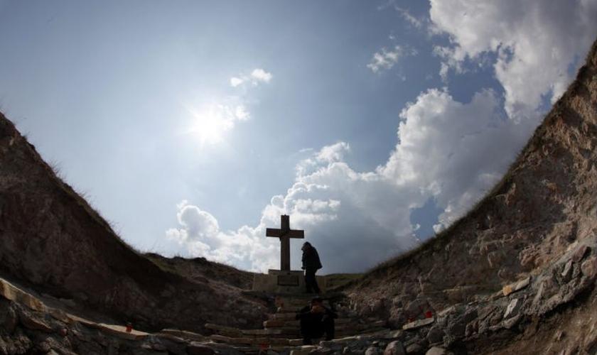 Jovem muçulmana se converte sonhar com Jesus chorando por ela. (Foto: Reuters)