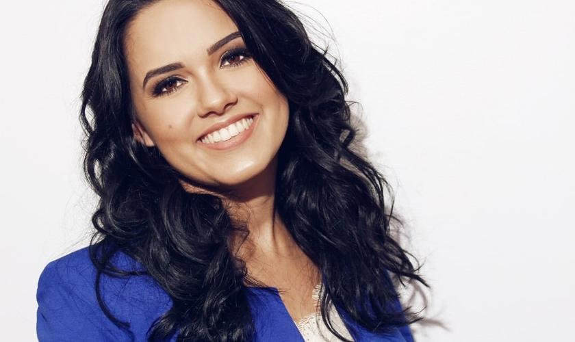 """""""Foi gratificante participar como jurada do Festival"""", afirma a cantora. (Foto: Divulgação)."""