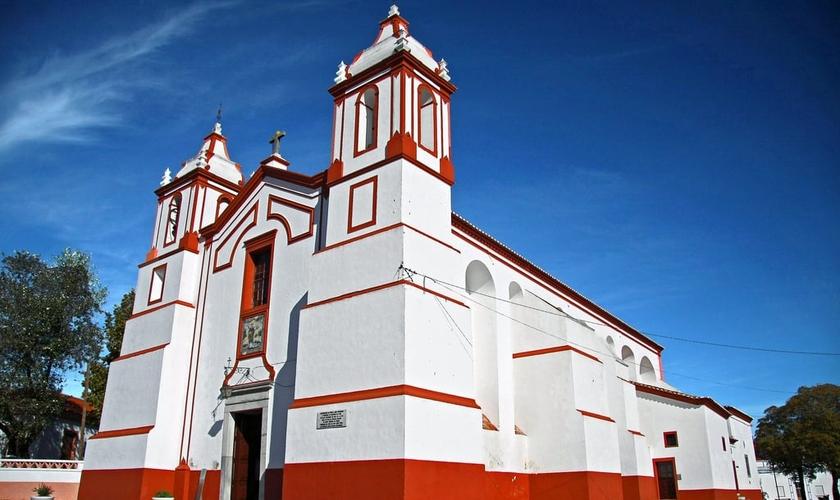 Igreja Matriz de Cuba. (Foto: Vitor Oliveira / Portuguese Eyes)
