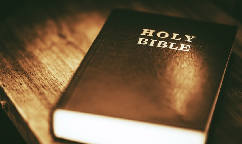 Bíblia Sagrada em inglês. (Foto: NY Post)