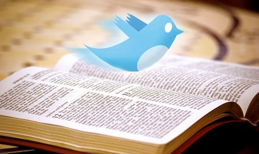 As mídias sociais estão sendo  cada vez mais usadas por cristãos para compartilhar mensagens bíblicas. (Imagem: Zares Del Universo)