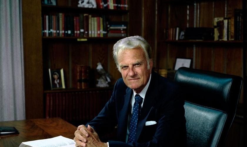 Graham tem frequentemente pregado e escrito sobre o salário do pecado. (Foto: Divulgação).