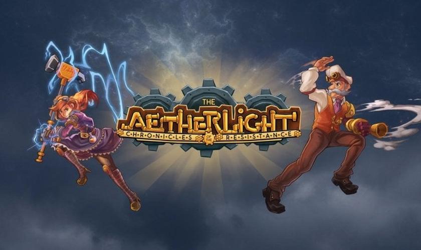 """""""The Aetherlight: Chronicles of the Resistance"""" irá explorar a Bíblia sob um novo olhar. (Foto: Divulgação)"""