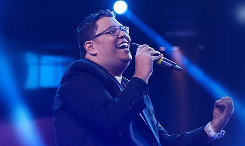 Anderson é ex-vocalista do grupo Giom, formado com seus três irmãos. (Foto: Divulgação).