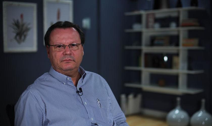Hiran Silveira é diretor de eventos especiais e coproduções da emissora Record. (Foto: Divulgação)