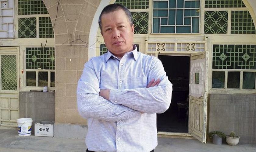 Gao Zhisheng é advogado, cristão e tem combatido a perseguição religiosa, promovida pelo Partido Comunista, na China. (Foto: Indian Express)
