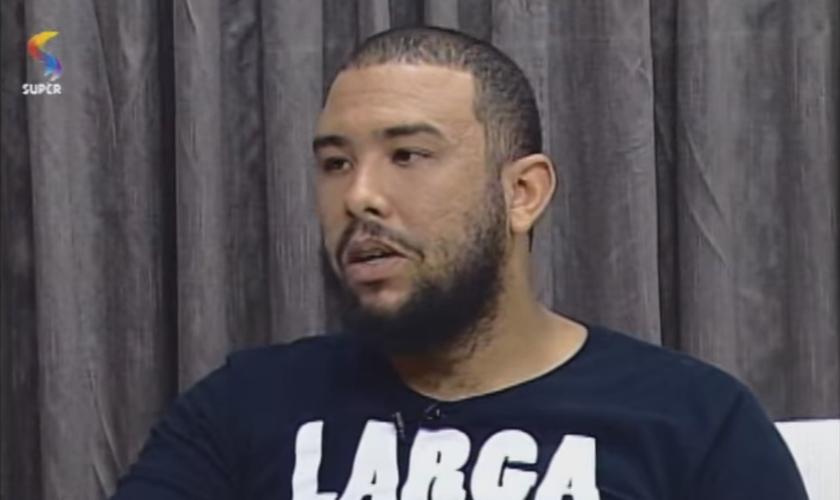 Tiago Guedes é pastor da Lagoinha em Pedreira. (Foto: Reprodução).