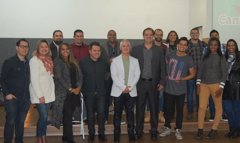 Hoje, a CanZion Brasil representa no Brasil sete salmistas além de distribuir a música de cantores de selos internacionais. (Foto: Divulgação).