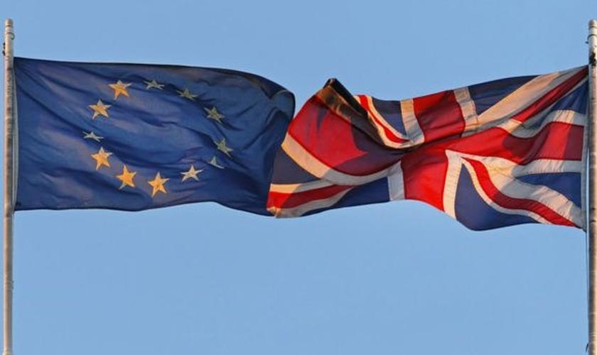 o mundo todo volta seus olhares para o continente neste momento em que a União Europeia perde um de seus pilares mais sólidos (Foto: Getty)