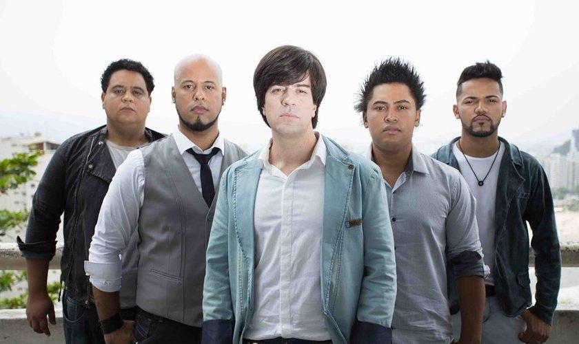 """""""Dono de Tudo"""" é o segundo disco da banda lançado pela Sony Music Gospel. (Foto: Divulgação)."""