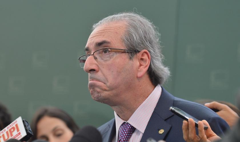 Eduardo Cunha renunciou à presidência da Câmara nesta quinta-feira. (Foto: Antônio Cruz / Agência Brasil)