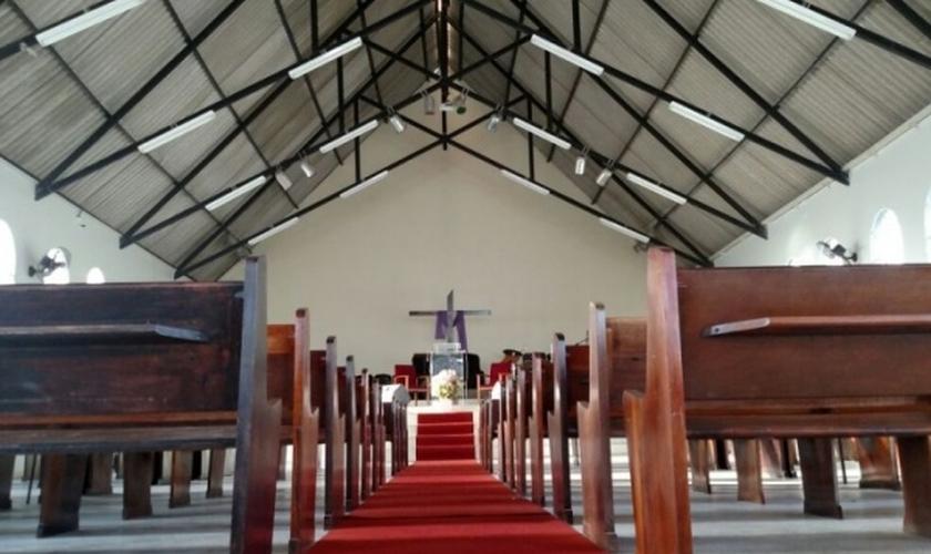 A aceitação de gays na Igreja Batista do Pinheiro (IBP), em Maceió, vem acontecendo desde fevereiro deste ano. (Foto: Jobison Barros)