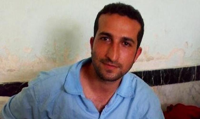 Pastor Yousef Nadarkhani foi preso pela quarta vez no Irã. (Foto: CSW)