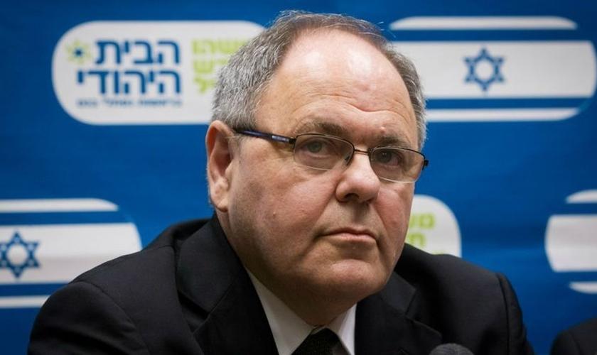 Dani Dayan toma posse no dia 1° de agosto como novo cônsul-geral de Israel em Nova York. (Foto: Change)