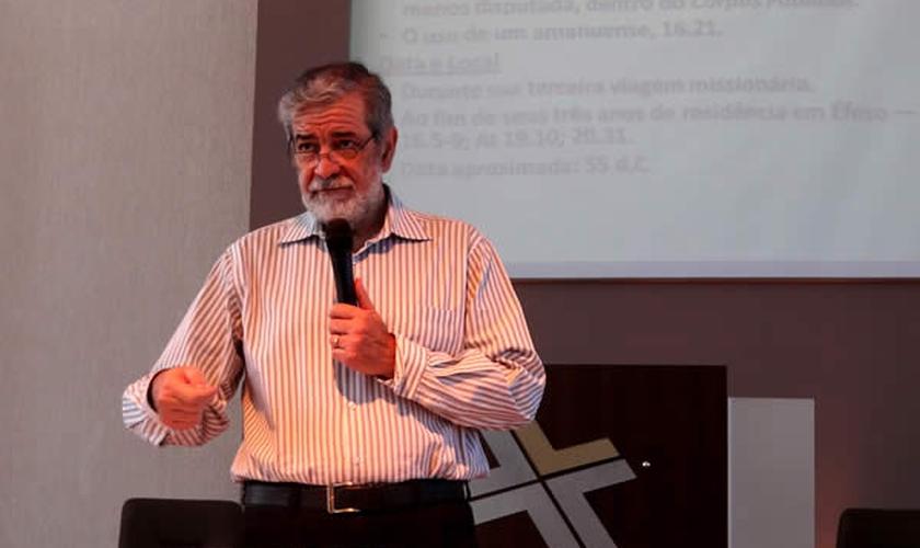 Nicodemus também se refere ao marxismo imposto no ambiente acadêmico. (Foto: Reprodução).