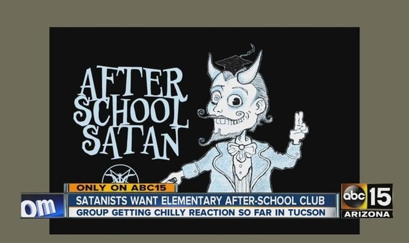 'Clube Satânico'?