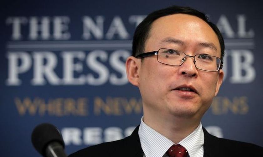 Yu Jie tornou-se um dos maiores críticos do Partido Comunista. (Foto: LA Times)