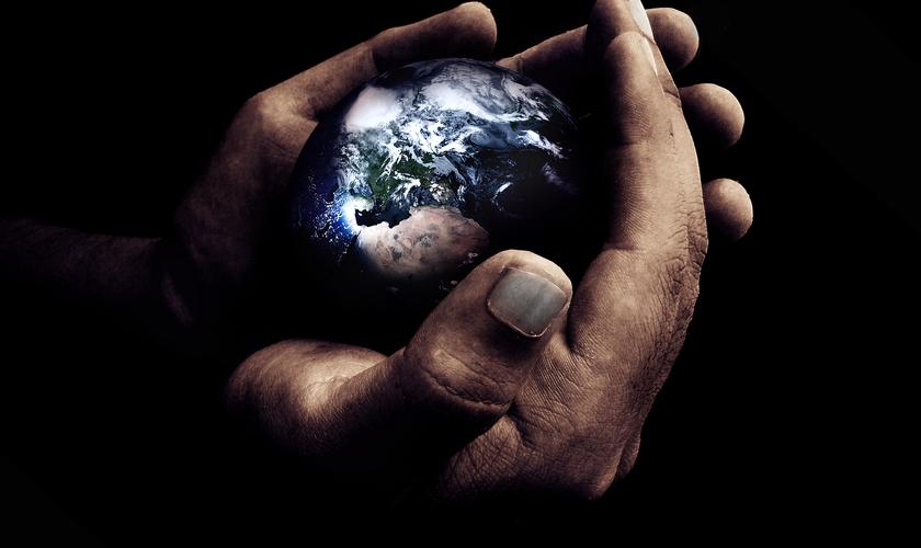 Evidências indicam a existência de um ser superior sobre o comando do universo. (Foto: Reprodução)