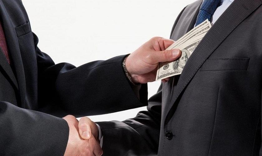 Corrupção. (Foto: Getty)