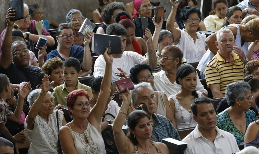 Mais de 1.600 igrejas foram alvo de perseguição religiosa por parte das autoridades. (Foto: International Mission Board)