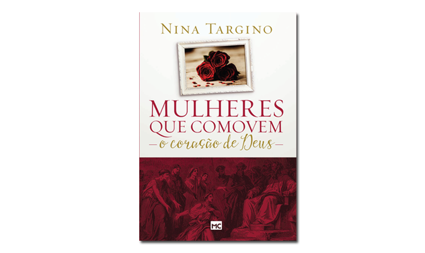 A autora Nina Targino convida os leitores a lidar com as dificuldades da jornada por meio da fé ousada. (Foto: Divulgação).