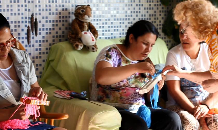 O fato de se reunirem em casa deixou o projeto mais aconchegante. (Foto: ASN).