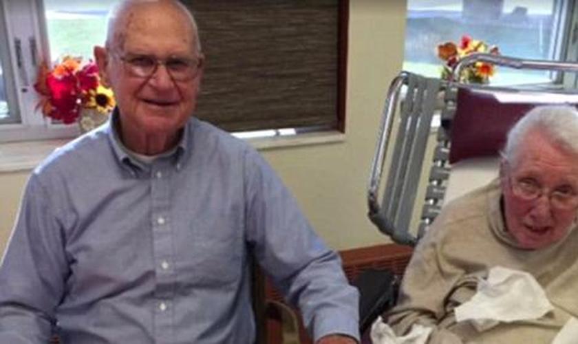 Tanto Henry quanto Jeanette foram muito ativos em servir na Igreja Cristã Reformada de Platte em Dakota do Sul. (Foto: Reprodução).