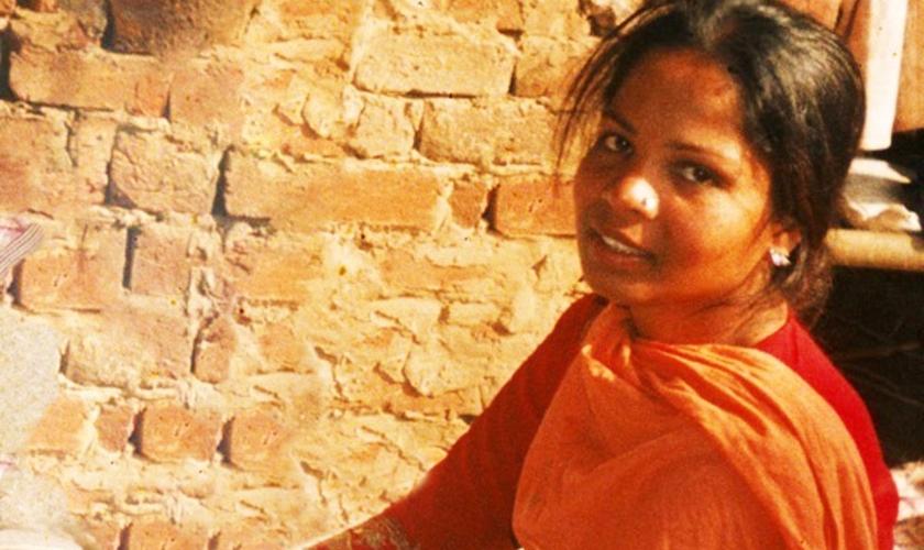 Asia Bibi foi condenada à morte em 2010. (Foto: Christians in Pakistan)