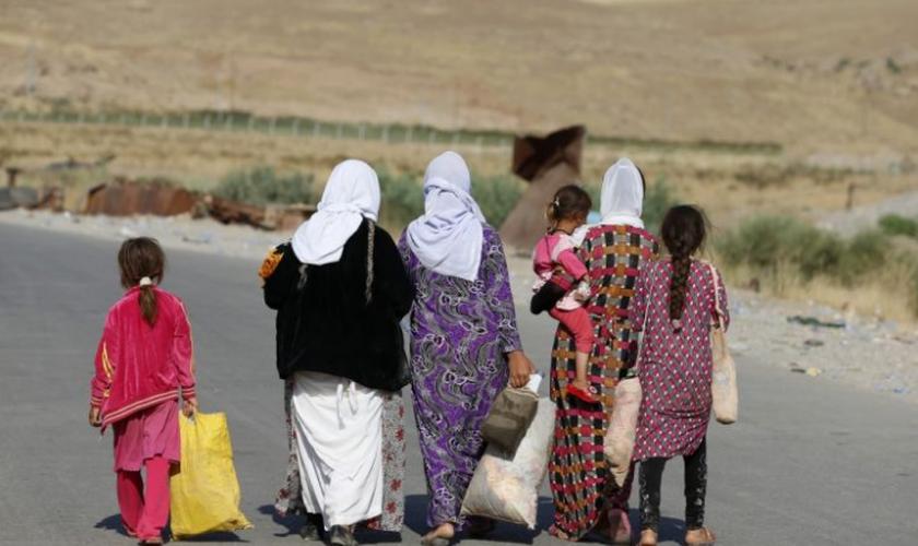 O aborto é visto como uma solução para o abuso, mesmo sendo algo ilegal no Iraque. (Foto: Reuters).