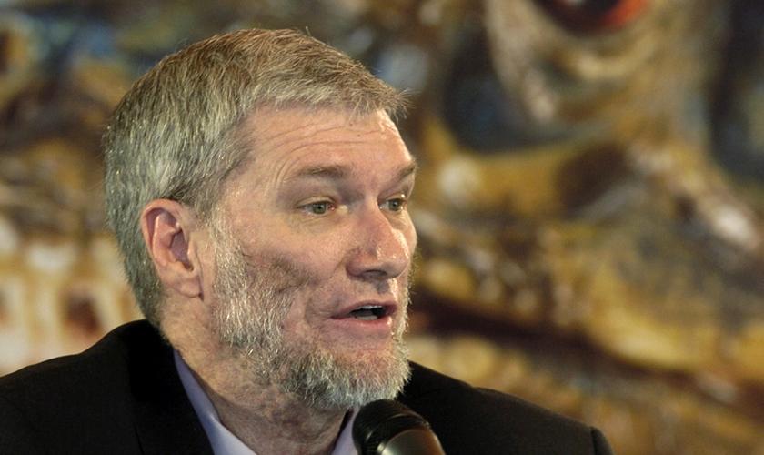 Ken Ham é um cientista cristão e segue a linha do criacionismo. (Foto: Salon)