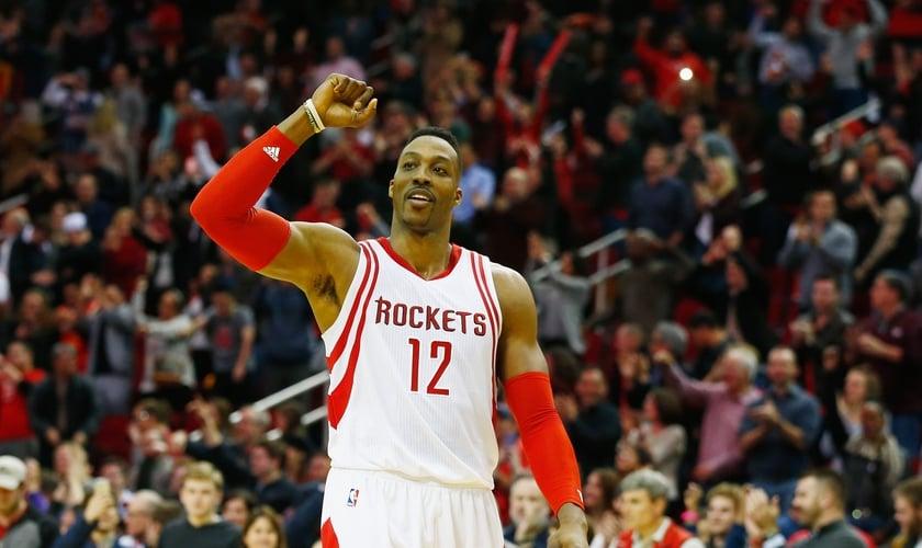 Howard acabou sofrendo lesões e por isso foi fortemente criticado por sua performance nos jogos. (Foto: Getty Images).