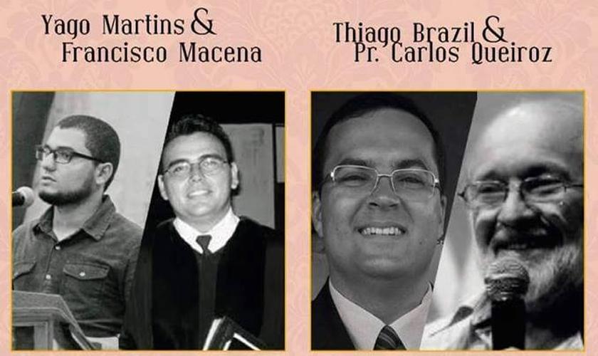 O evento será mediado pela Sociedade de Debates da Universidade Federal de Fortaleza (UFC). (Foto: Divulgação).