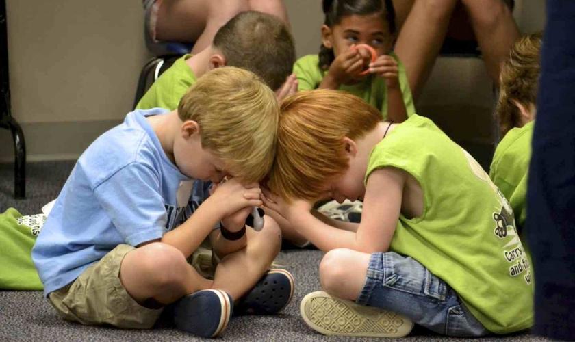 O líder explicou que a igreja cristã no Brasil não trabalhou da melhor forma o crescimento das crianças. (Foto: Reprodução).