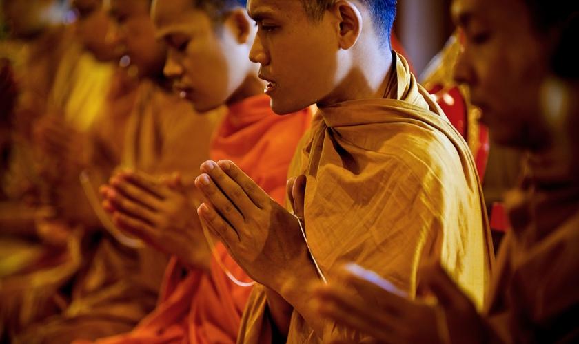 O jovem passou a receber adoração como um deus. (Foto: Reprodução)
